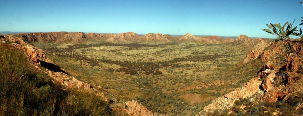 Gosses Bluff Crater (Australia)